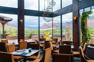 Best Restaurants in Sedona with a view