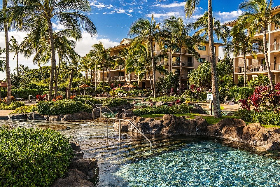 beautiful hotel in kauai hawaii